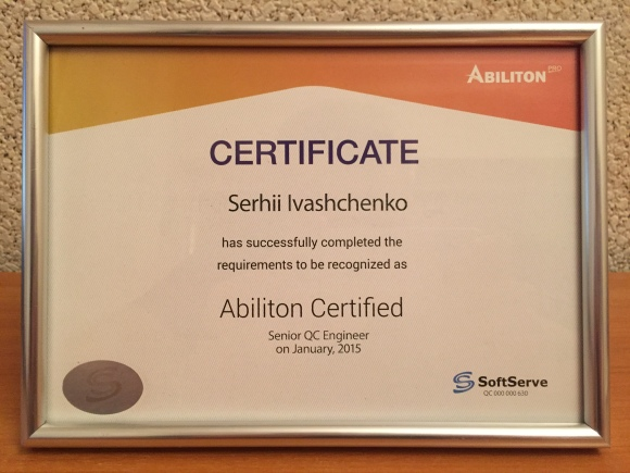 abiliton-certified